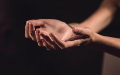Awareness of sensations (20 min)