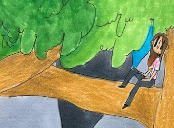 Enfants – Méditation de l'arbre (12 min)